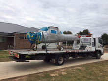 car towing melbourne